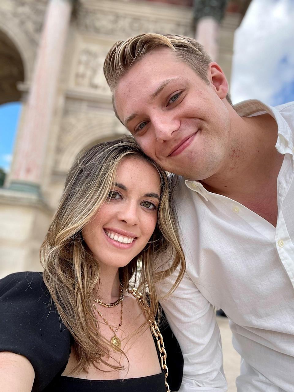 Aly Berger and Ryan Jacobsen moved from San Francisco to New York aided by their ability to work remotely.