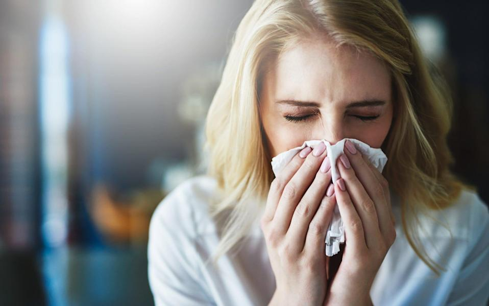 Coronavirus vs flu and colds: How symptoms compare to Covid-19 - PeopleImages/E+