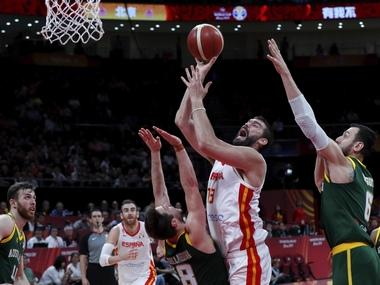 FIBA World Cup 2019: Marc Gasol powers Spain into final after double overtime victory; Argentina beat France