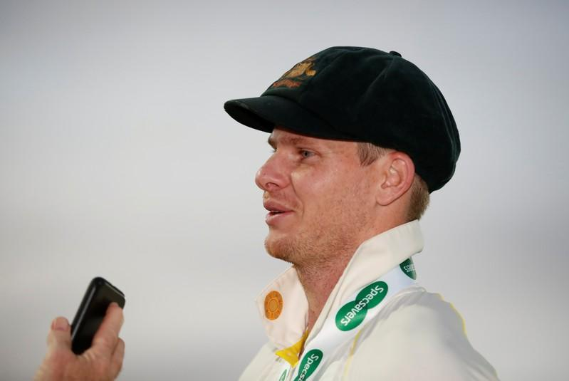 Smith shrugs off Pooran's light ball-tampering ban