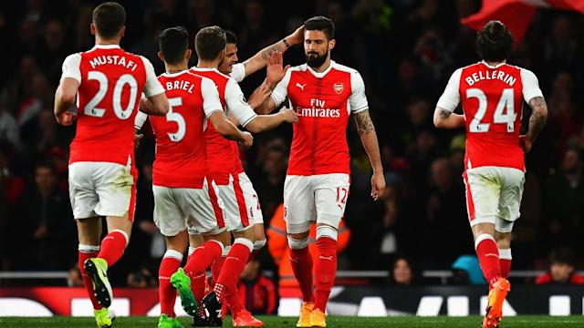 Arsenal took a poor run of form into their match against West Ham but emerged victorious, and Arsene Wenger wants more of the same.