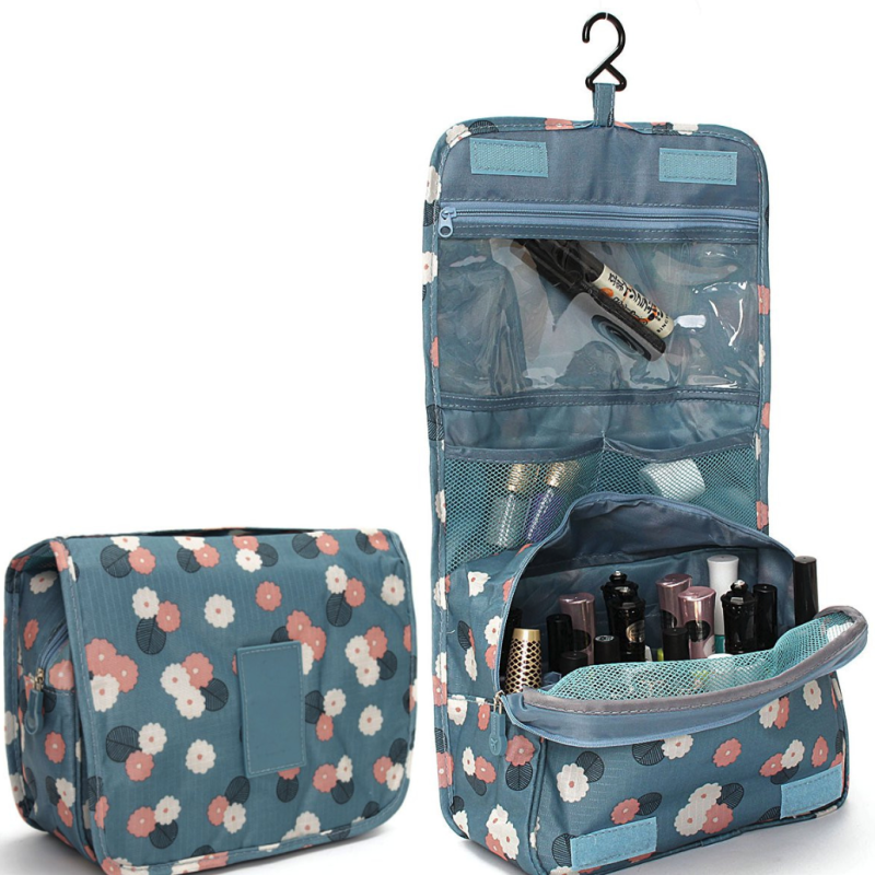 Asewin Hanging Toiletry Bag-Portable Travel Organizer (Photo: Walmart)