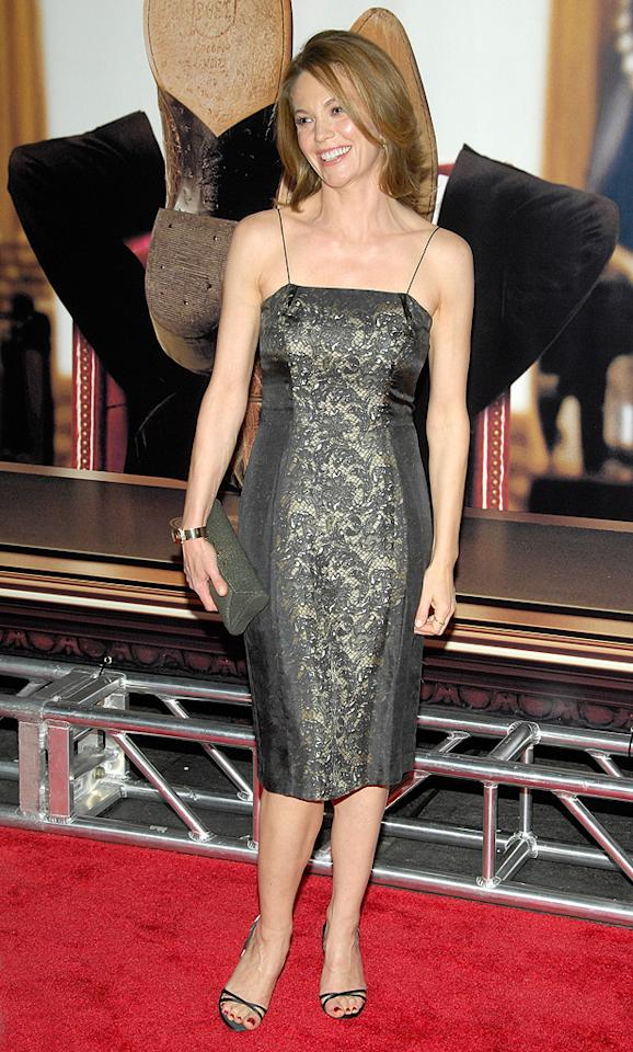 """<a href=""""http://movies.yahoo.com/movie/contributor/1800020036"""">Diane Lane</a> at the New York premiere of <a href=""""http://movies.yahoo.com/movie/1810026489/info"""">W.</a> - 10/14/2008"""