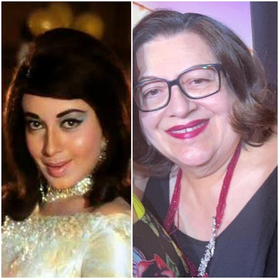 Mother of two gorgeous divas who ruled the box office in their respective runs, Babita herself was quite the craze in the 60s uptill the early 70s. But she decided to marry into the Kapoor family, relinquishing her career. A pic from her younger days is telling of where Karisma got her sharp features from.