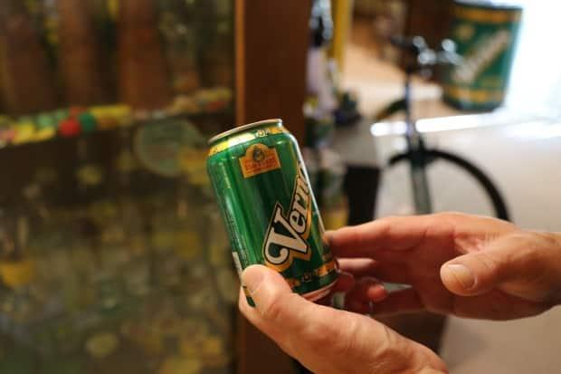 A special Vernors can from the soft drink's 150th anniversary in 2016. The drink, a southwestern Ontario favourite, is now available after fizzling out early into the pandemic.