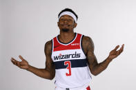"""""""How do I feel about being on the Wizards?"""" — Bradley Beal, absolutely"""