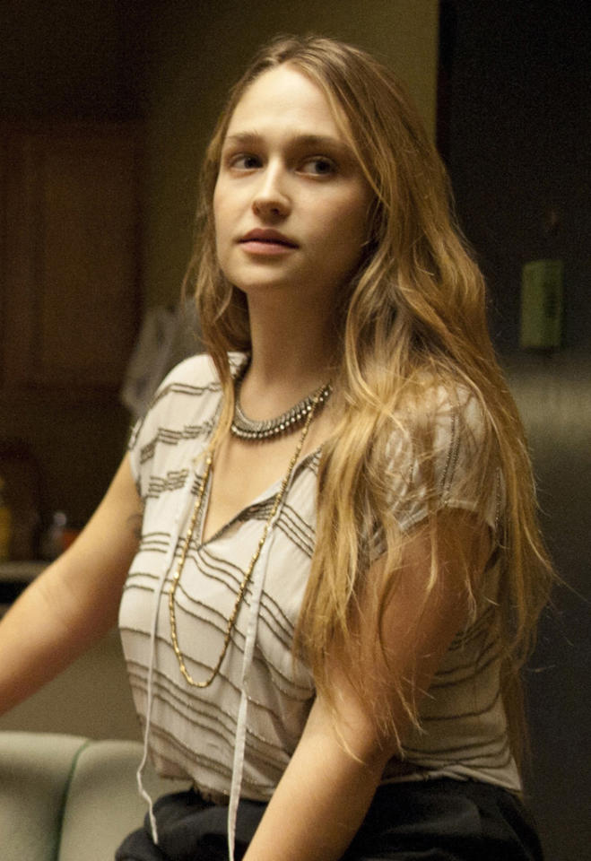 """London native <b>Jemima Kirke </b>went to high school with Dunham and co-starred in her film """"Tiny Furniture"""" before joining the """"Girls"""" cast as bohemian free spirit Jessa. But she's not an actress by trade; instead, she's a trained artist who earned a BFA in painting from the prestigious Rhode Island School of Design. And though her character, Jessa, is a disinterested babysitter, she's actually a new mom in real life; she gave birth to a daughter, Rafaella, just before """"Girls"""" began shooting. Jemima comes from famous stock herself: Her dad is Bad Company drummer Simon Kirke."""