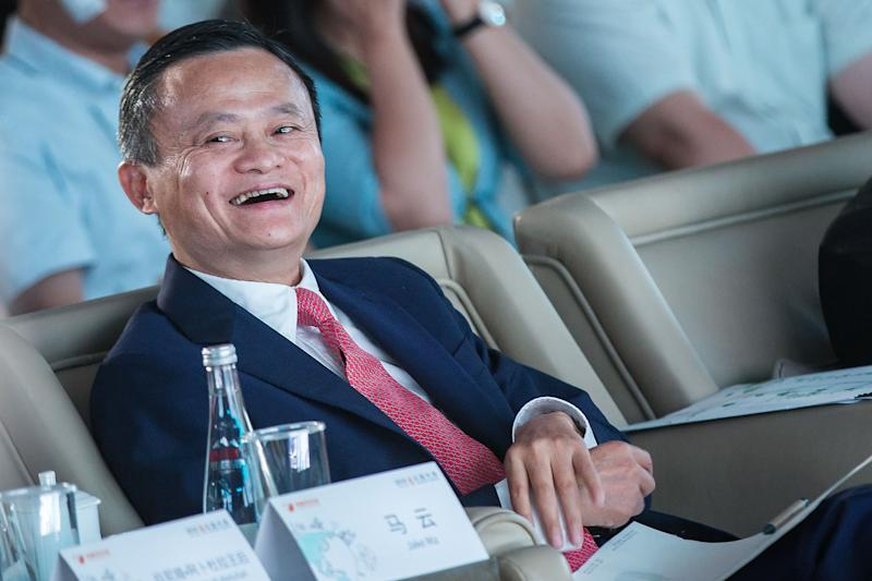 Alibaba CEO on relationship with Jack Ma: We were like brothers catching up over coffee