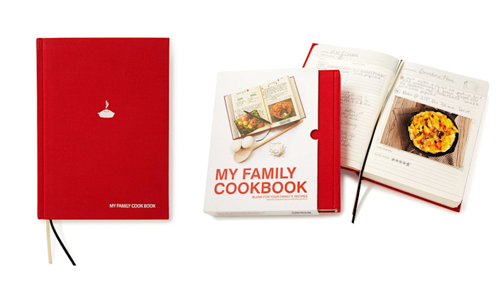 Best gifts under $50: My Family Cookbook