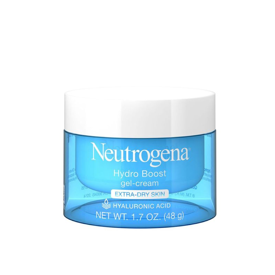 """<p>Abundant in hyaluronic acid, this gel-cream cools upon contact, hydrates within seconds, and keeps even the driest skin — because yes, even breakout-prone skin can be dry — moisturized for up to 48 hours. Plus, just like water itself, it's fragrance- and oil-free, so there's very little risk of irritation. No wonder it won an <a href=""""https://www.allure.com/review/neutrogena-hydro-boost-gel-cream-extra-dry-skin?mbid=synd_yahoo_rss"""" rel=""""nofollow noopener"""" target=""""_blank"""" data-ylk=""""slk:Allure Readers' Choice Award"""" class=""""link rapid-noclick-resp""""><em>Allure</em> Readers' Choice Award</a>.</p> <p><strong>$25</strong> (<a href=""""https://shop-links.co/1681642417638813085"""" rel=""""nofollow noopener"""" target=""""_blank"""" data-ylk=""""slk:Shop Now"""" class=""""link rapid-noclick-resp"""">Shop Now</a>)</p>"""