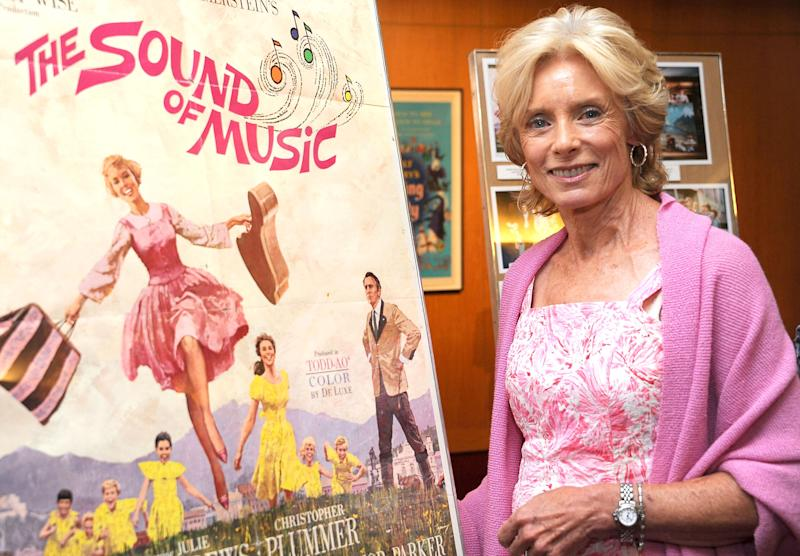 Sound of Music 'Liesl' actress Charmian Carr dies