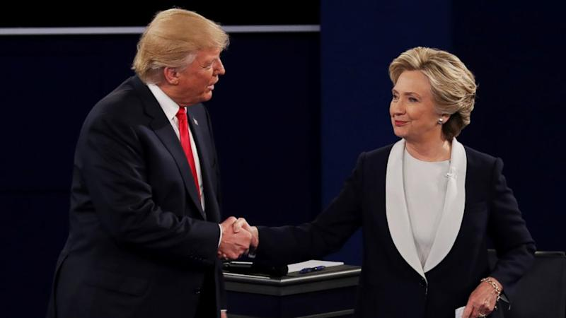 Who Donald Trump and Hillary Clinton Invited to Tonight's Debate