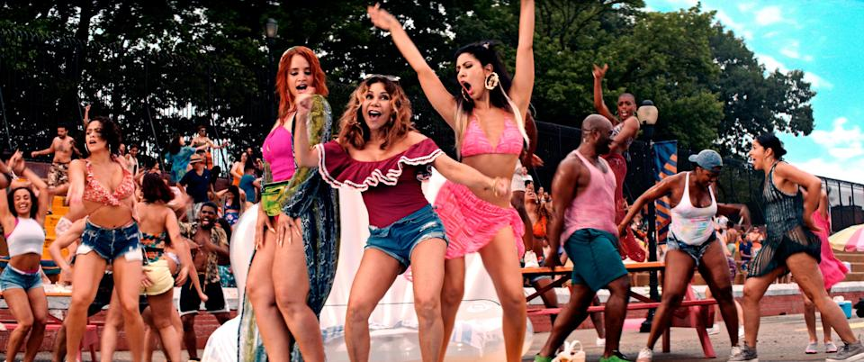 In The Heights boasts showstopping song and dance numbers (AP)