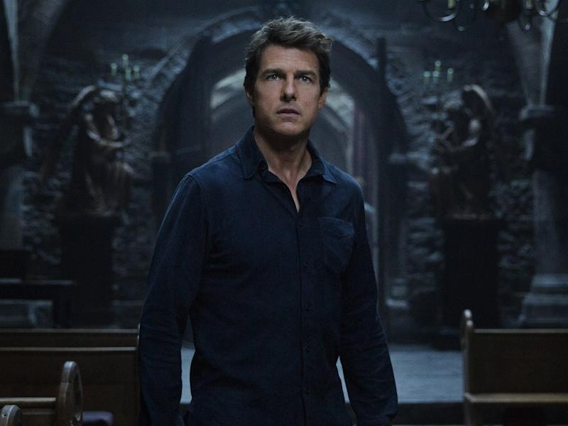 'The Mummy' is buried at box office by 'Wonder Woman'