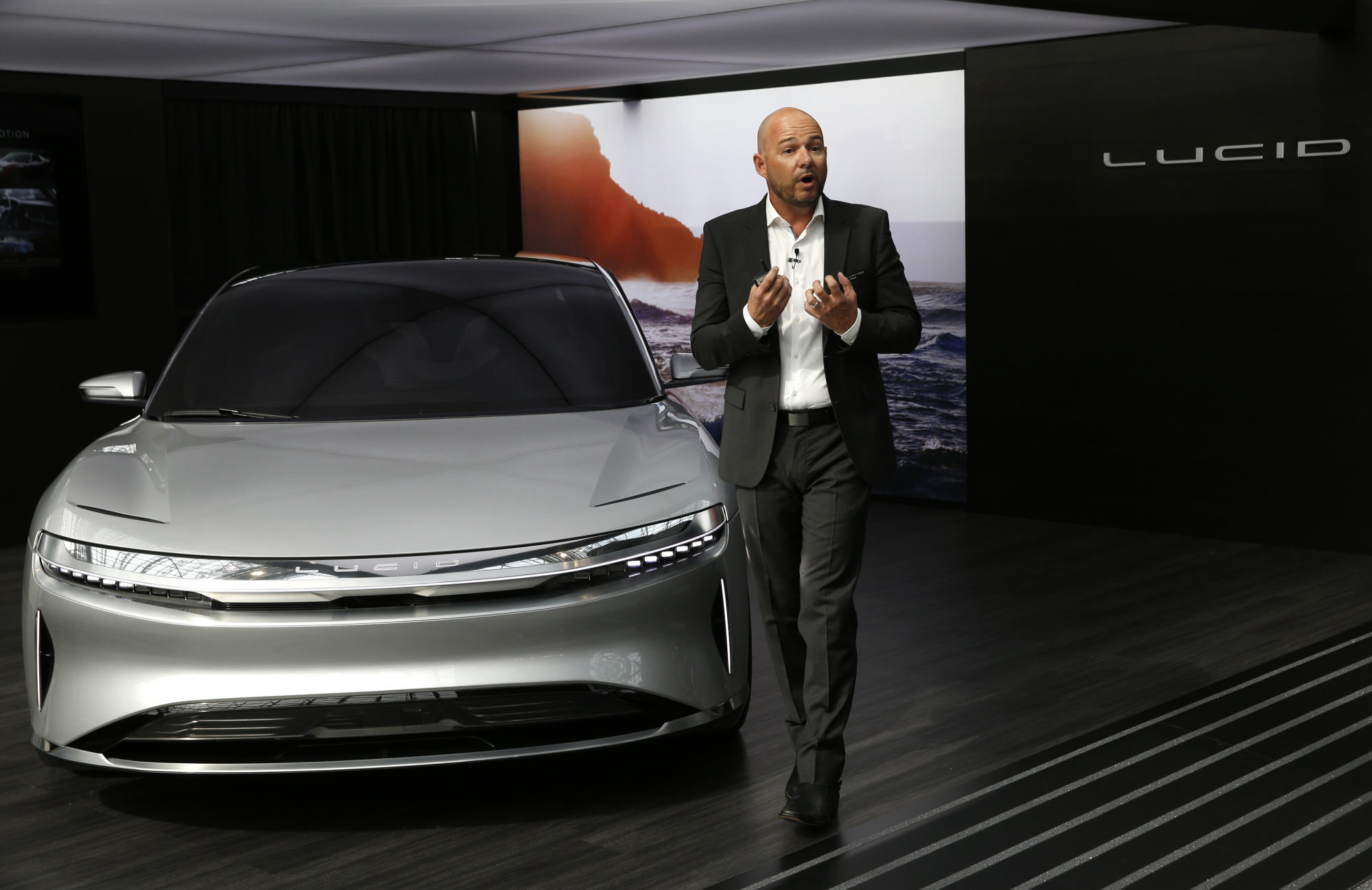 CCIV stock soars 30% on report it's nearing deal with Lucid Motors