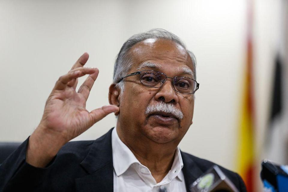 Penang Deputy Chief Minister II P. Ramasamy said the unemployment rate in the state is expected to drop even more in line with the economic recovery in the country. — Picture by Sayuti Zainudin