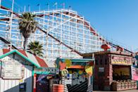 <p><strong>Give us the big picture: What's the vibe of the place, what's it like?</strong><br> Amusement parks can be kitschy, indulgent, and a little cheesy—and at Belmont Park, we embrace it. The ocean-adjacent mini amusement park is hard to miss as you drive west on Mission Bay Drive, thanks to the towering Giant Dipper roller coaster that serves as the park's centerpiece.</p> <p><strong>What are the must-dos here?</strong><br> First things first: Ride the coaster. Built in 1925, the 2,600-foot-long Giant Dipper is a fun, rattling ride that soars above the park and offers ocean views. If you're ready for more, have a go on other classics like the Tilt-a-Whirl, zipline, or bumper cars. For lower-octane pursuits, there's also an arcade and carousel.</p> <p><strong>How easy is it to get around?</strong><br> Belmont Park is far smaller than a Six Flags or Disney, so don't worry about provisioning yourself for several days here. You can spend a breezy half day (or less) taking in the rides, games, and tacos. And when you need a breather, Mission Beach is just a few steps away. For those with mobility issues, the park has wheelchair ramps at the Giant Dipper as well as assistance for about eight other rides, including bumper cars. Certain attractions, like Tilt-a-Whirl and Crazy Submarine, are difficult for those in wheelchairs.</p> <p><strong>Who is this park best for?</strong><br> Belmont Park is best for kids and adults who don't take themselves too seriously. If you turn your nose up at hot dogs, corny graphic tees, and loud kids, this won't be the place for you.</p>