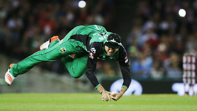 Melbourne Stars' first win of the BBL season came against Melbourne Renegades, with Kevin Pietersen on form.