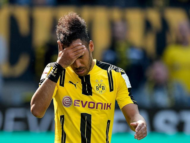 Pierre-Emerick Aubameyang puts Liverpool and Chelsea on alert after admitting he is considering move away