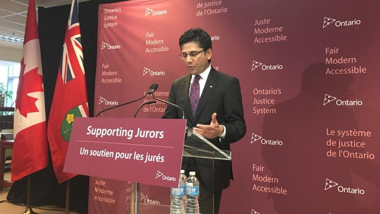 Juror diagnosed with PTSD launches $100K lawsuit against 2 governments