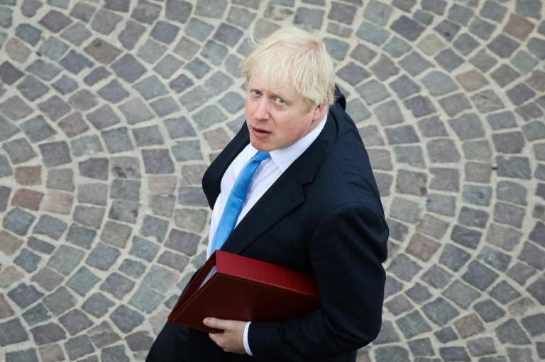 British Prime Minister Boris Johnson has insisted the country must depart the bloc with or without a deal on October 31  to honour the 2016 referendum which saw 52 percent of Britons vote to leave