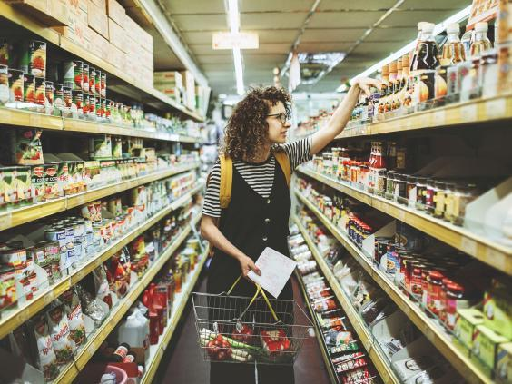 After feeling overwhelmed while looking for ingredients in supermarkets, Middlehurst turned to Asian food blogs (Giulia Zonza Photography)