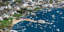 """<p>An island doesn't have to be tropical to be beautiful, as evidenced by <span class=""""redactor-unlink"""">Martha's Vineyard</span>, the posh but laid-back getaway reached via ferry from Cape Cod. Expect unspoiled beaches, historic lighthouses, and the ridiculously charming village of Edgartown.</p>"""