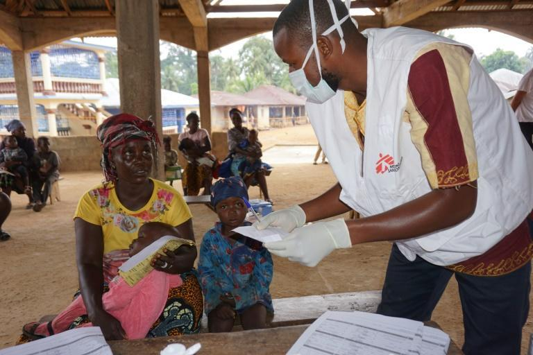 The WHO's World Malaria Report 2020 said global progress against the disease was plateauing, particularly in African countries bearing the brunt of cases and deaths