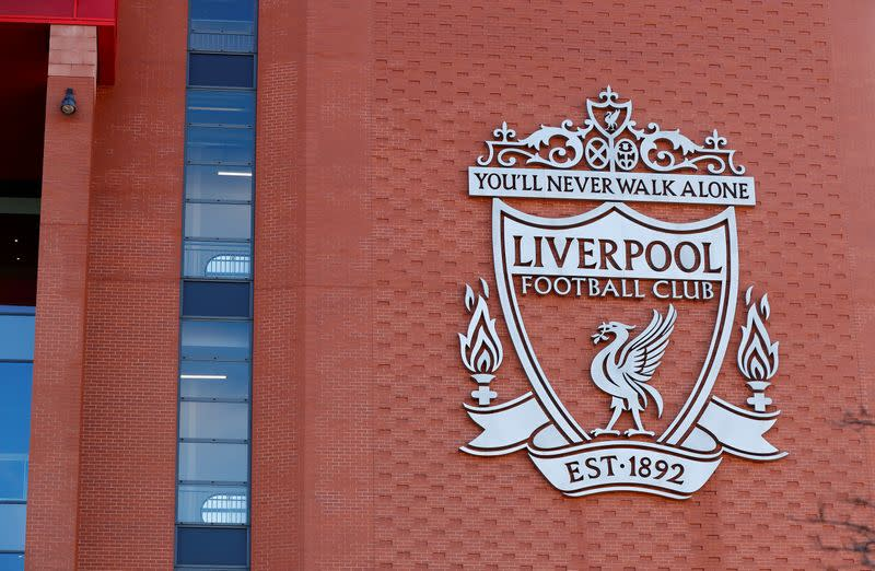 Liverpool furlough non-playing staff amid COVID-19 pandemic