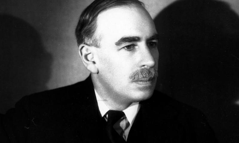 The economist John Maynard Keynes suggested the world was entering a new dark age in the 1930s.