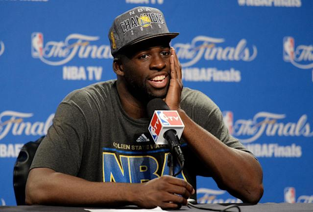 Warriors, Draymond Green agree to 5-year, $85M deal
