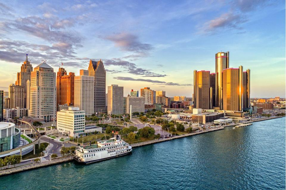 <p><strong>$197,049 </strong></p><p>The largest city in Michigan, Detroit has a lot to offer. According to Zillow, demand for this metro is high, with its home value increasing by 9.8 percent in the past year alone.</p>