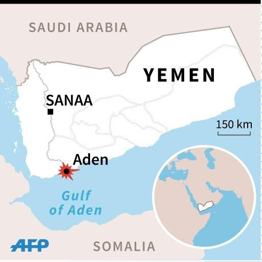 Suicide attack in Yemen (AFP Photo/-, -)