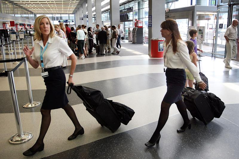 More than two thirds of U.S. flight attendants have been sexually harassed