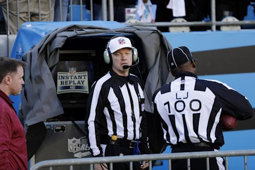 NFL unlikely to go to centralized replay in 2014