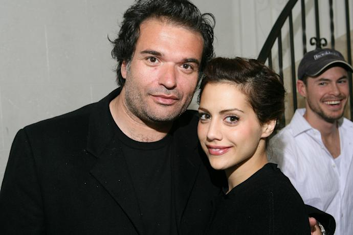 Image of Brittany Murphy and Simon Monjack