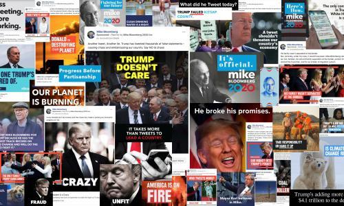 $45m in 90 days: How Bloomberg bought your Facebook feed. Part one of a Guardian investigation reveals the strategy and strange decisions driving the campaign's unprecedented ad blitz