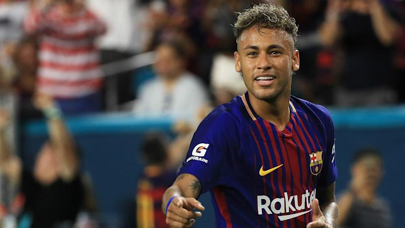 Barcelona Tags Neymar Jr ONCE AGAIN in Their Tweets, Fans Say 'Neymar Return Inevitable' (Watch Video)