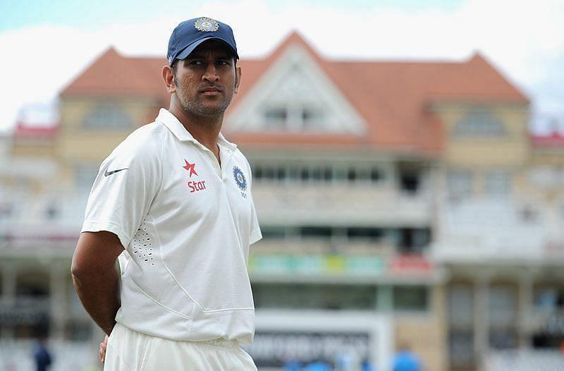 MS Dhoni holds the Indian record for most Test matches as captain