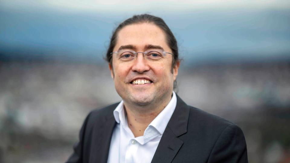 Fernando Fastoso, der an der Hochschule Pforzheim eine Stiftungsprofessur für Brand Management, insbesondere High Class and Luxury Brands, übernommen hat.