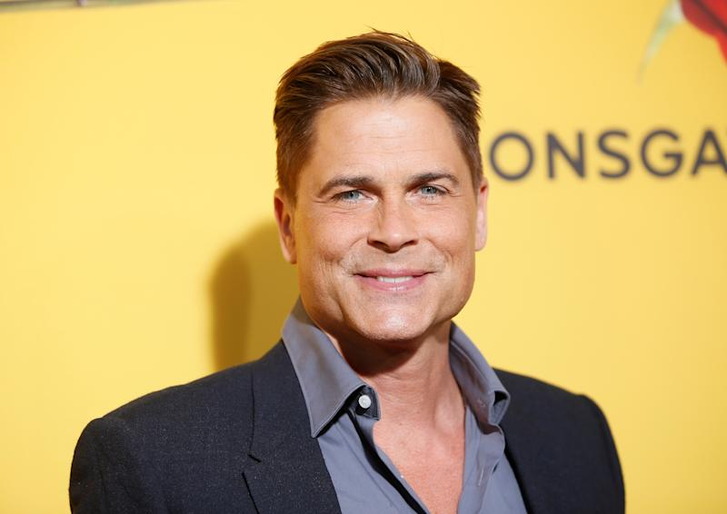 "Actor Rob Lowe poses at the premiere of ""How to Be a Latin Lover"" in Los Angeles, California, U.S. April 26, 2017. REUTERS/Danny Moloshok"