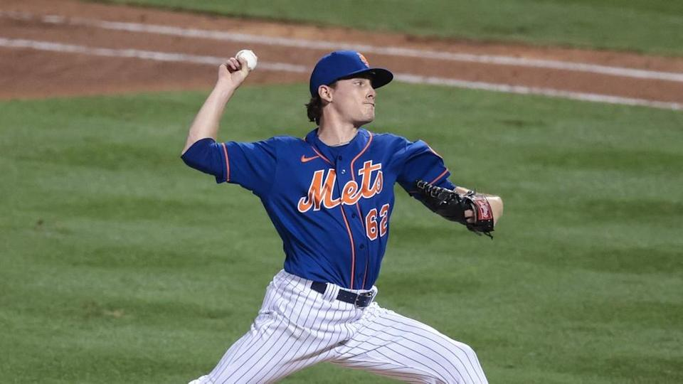 Mets RHP Drew Smith