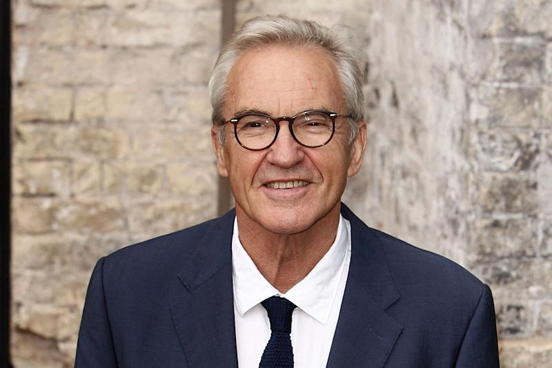 British actor Larry Lamb (Pic: Getty Images): Getty Images