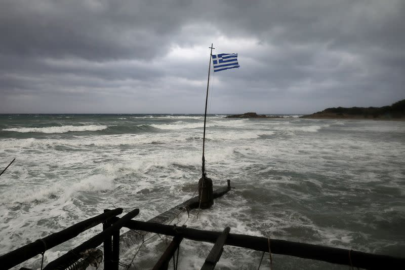 Two dead as destructive storm Ianos hits central Greece