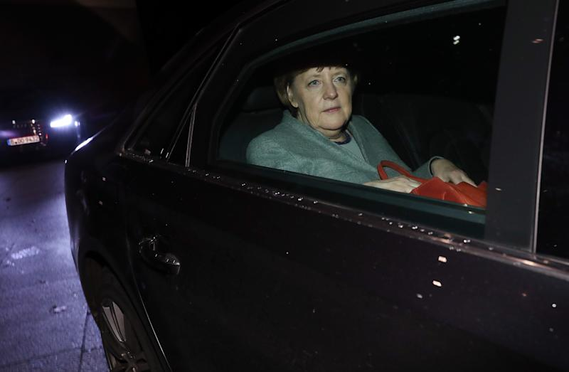 It's going to be a while before Europe's most powerful country has a stable government – and Angela Merkel probably won't be leading it.
