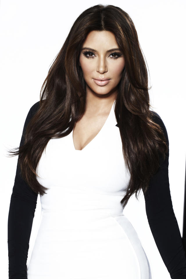 "Kim Kardashian stars in season 7 of ""Keeping Up With the Kardashians."""