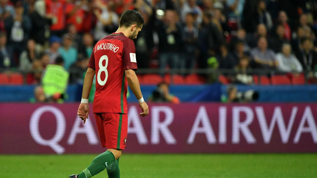 "Ricardo Quaresma, Joao Moutinho and Nani are ""heroes"" despite missing their penalties for Portugal against Chile at the Confederations Cup"