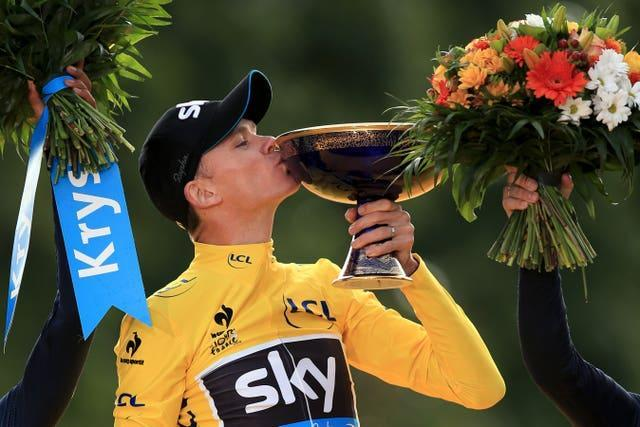 Froome targets more Tour de France success with Israel Start-Up Nation