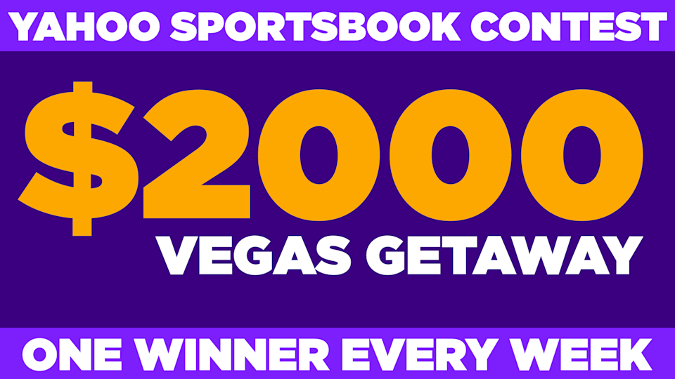 Yahoo Sportsbook Contest
