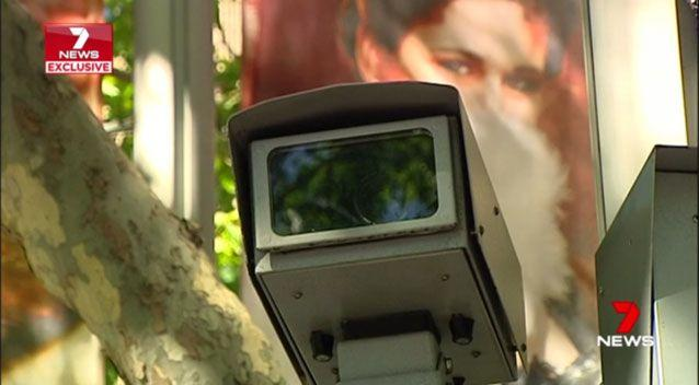 The latest figures show the monthly average revenue from cameras has jumped since last year. Source: 7 News